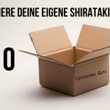 shirataki box