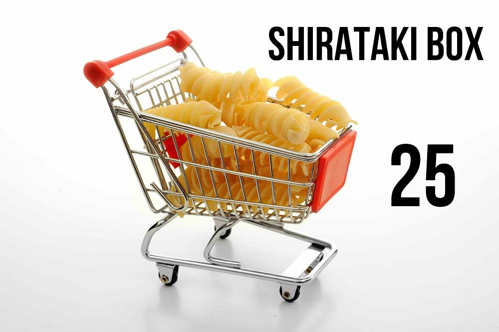 Shirataki-Box 25